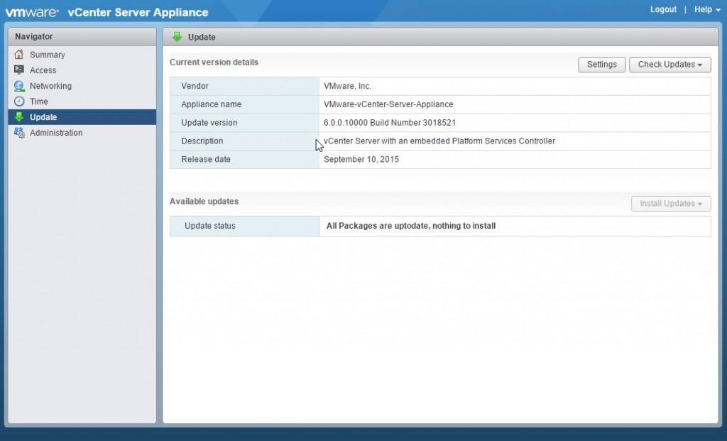 VMware Appliance Management-000241